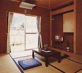 サウンド・ロッヂ伊吹/客室