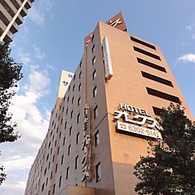 ホテルオークス新大阪/外観