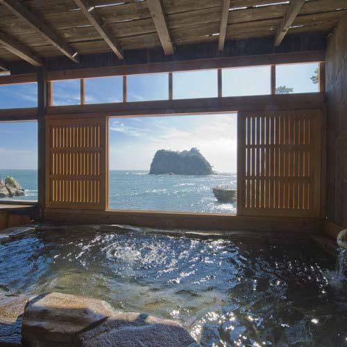 堂ヶ島温泉 海辺のかくれ湯 清流/客室