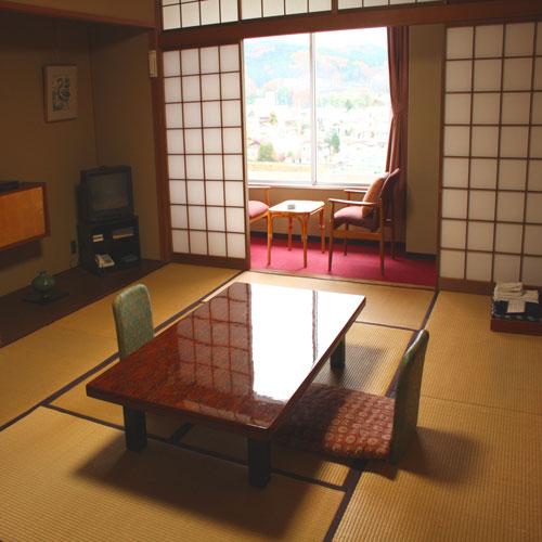 ホテル花月<栃木県>/客室