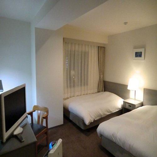ホテル ロンシャンサッポロ/客室
