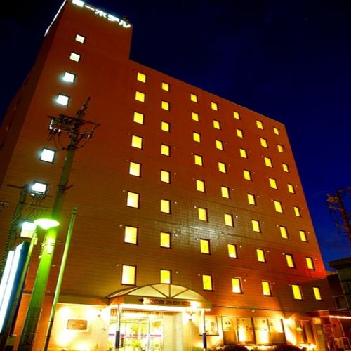 千歳第一ホテル/外観
