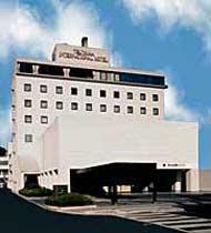 津山国際ホテル/外観