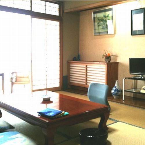 青堀温泉 ホテル喜楽館/客室