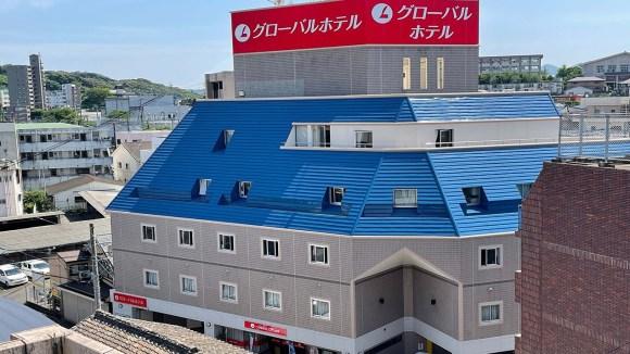 グローバルホテル/外観