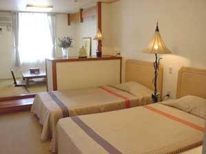 コザ観光ホテル キングパーム/客室