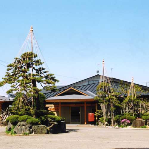 稲垣温泉ホテル花月亭/外観