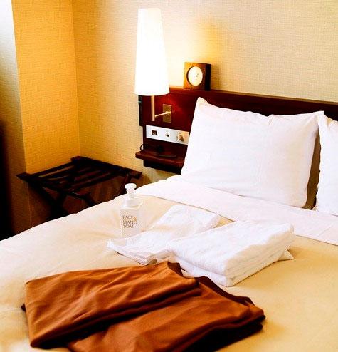 ホテル内藤 甲府昭和/客室