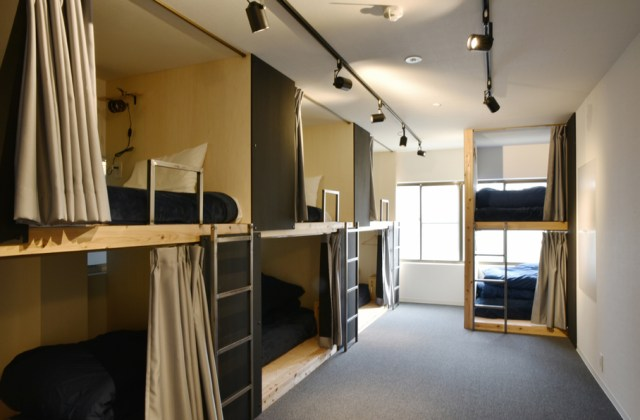 HOSTELS IN JAPAN