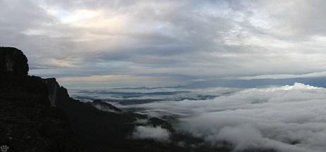 Фантастический вид с вершины, Рорайма / Фото из Венесуэлы