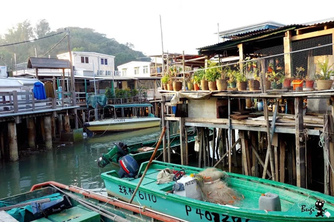 「東方威尼斯」──大澳 走訪時間停格的香港離島小漁村 體驗水上人家風情@不羈 (16589) - 旅行酒吧