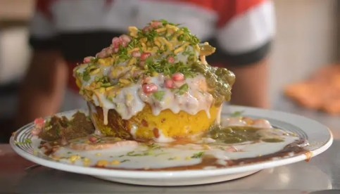 delicious chaat street