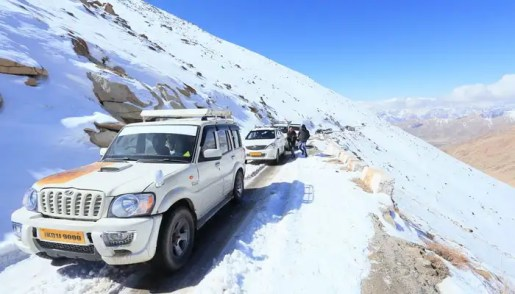 Changla Pass: The 3rd Highest Motorable Mountain Road In The World