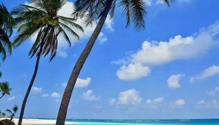 Island in Lakshadweep