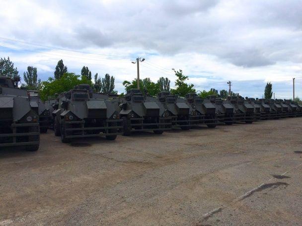 b822298b03e7641f058562bff82ee973 Западное оружие для Украины. Ржавый хлам на службе ВСУ