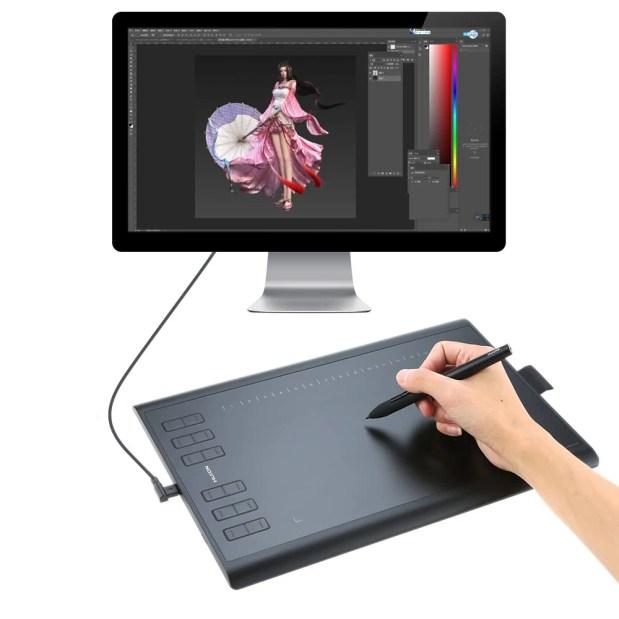 [Geek Alert] Tablet de desenho gráfico por menos de €49 1