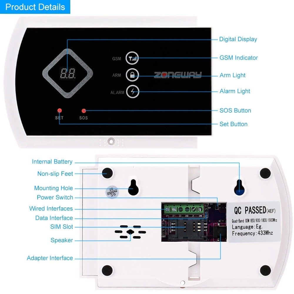 Best Deals Home Alarm Systems