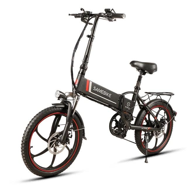 električni bicikl akcija