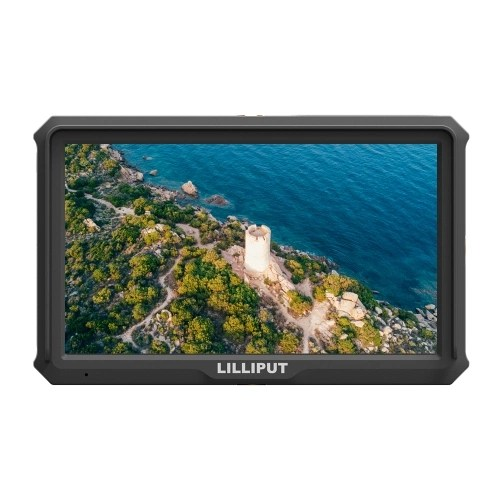 LILLIPUT A5 IPS 4K Camera-Top Broadcast Monitor