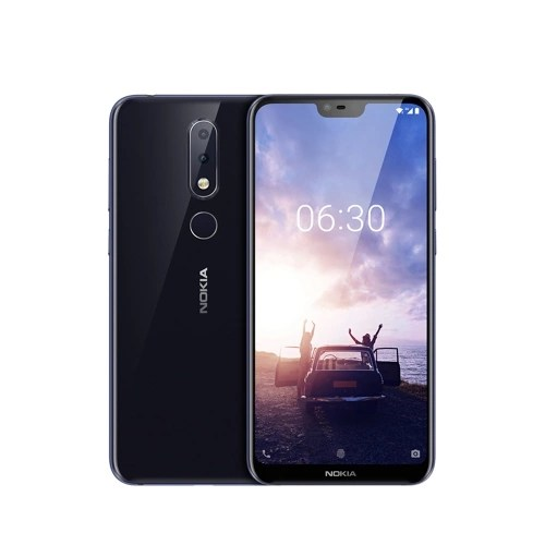 Nokia X6 4G Cellphone 4GB RAM 64GB ROM