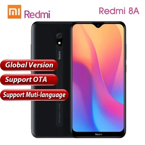 Global Version Xiaomi Redmi 8A Mobile Phone
