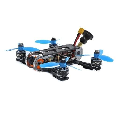 GEPRC Cygnet3 Pro 145mm FPV Racing Drone con cámara 1080P (sin control remoto, receptor, cargador y batería) 2019