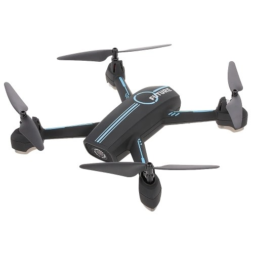 JXD 528 720P HD Camera Wifi FPV GPS Positioning Drone 20 Waypoint Plan Flying RC Quadcopter