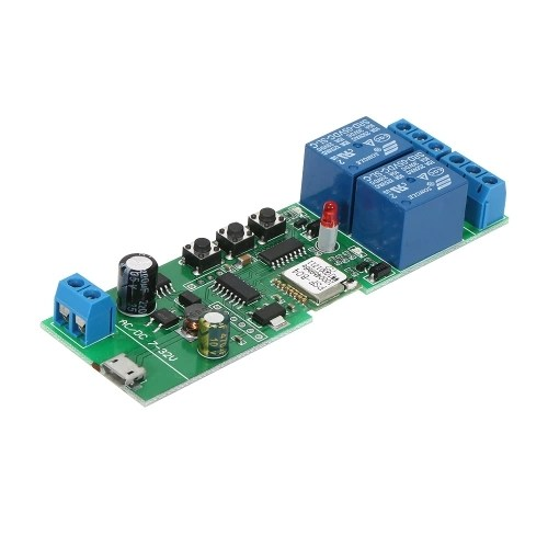Sonoff Smart Wifi Switch Universal Module 2CH USB DC5V/732V
