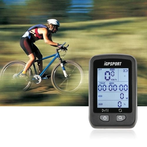 iGPSPORT iGS20E Rechargeable Bicycle GPS Computer