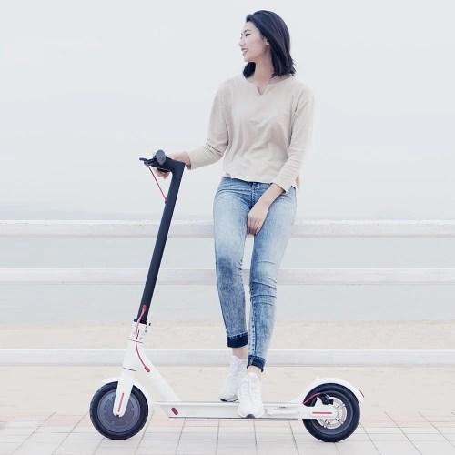 Scooter eléctrico XIAOMI M365 plegable de dos ruedas