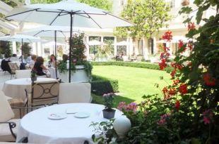 [旅遊] 巴黎第一天:米其林三星餐廳LE BRISTOL