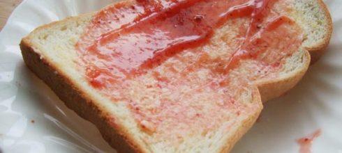 味蕾最愛你:玫瑰草莓果醬(香港文華酒店販賣)