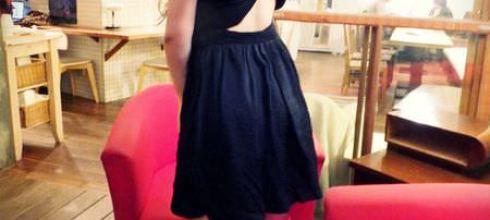[穿搭?] 小性感露背洋裝