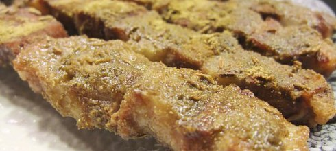 味蕾最愛你:鴻疆石 (新疆菜)
