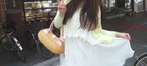 [穿搭] 曼陀羅花般的白色長裙(天鵝裙)