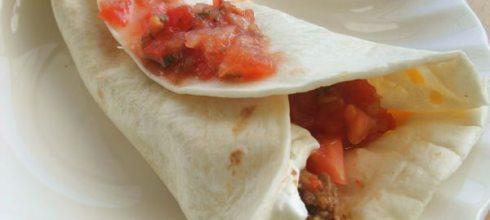 [食譜]墨西哥肉醬捲做法