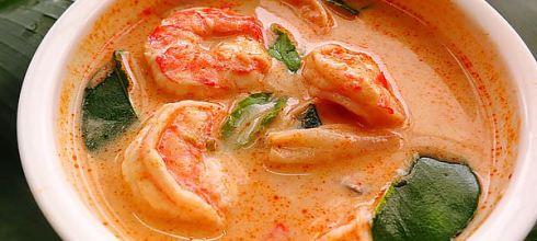 [食譜] 泰式椰奶蝦湯做法