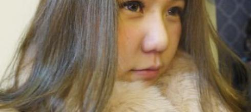 另類美白!襯膚染髮的名媛系薄荷棕Shiseido Professional X Thirty 沛迷絲質感染髮