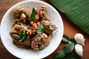 [食譜] 泰式香茅炒雞肉做法