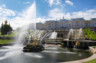 [自助旅行] 俄羅斯聖彼得堡,彼得夏宮交通方式與隱藏版導覽