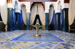 [摩洛哥自助旅行] 皇家曼蘇爾酒店(Royal Mansour Marrakech)馬拉喀什酒店推薦,寶石星辰般的風采