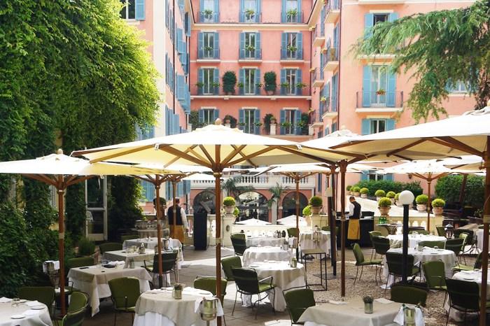 [自助旅行] 義大利自助旅行,羅馬推薦餐廳Le Jardin de Russie超值優雅吃到飽