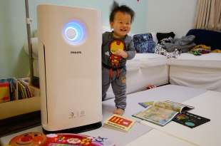 [育兒] 飛利浦Wifi旋風級抗敏空氣清淨機AC3259推薦!適合育兒環境的空氣清淨機!