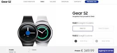 Samsung Gear S2 e Gear S2 Classic: iniziano i preordini in Italia! 3