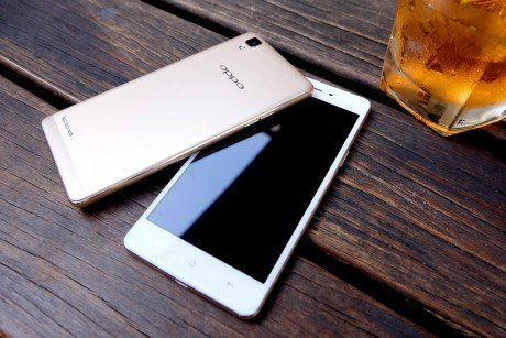 The OPPO F1