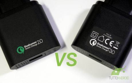 Quick Charge 2.0 vs Quick Charge 3.0