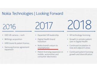 Nel 2017 ci saranno telefoni marchiati Nokia 1