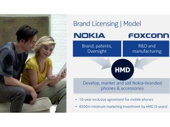 Nel 2017 ci saranno telefoni marchiati Nokia 2