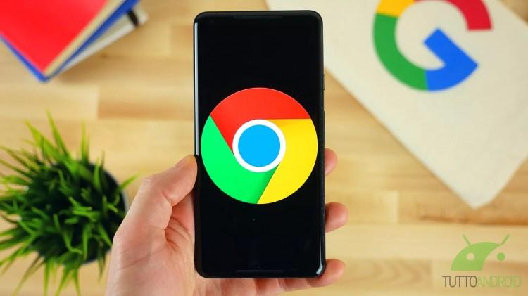 Google Chrome per Android ora permette di acquisire screenshot estesi