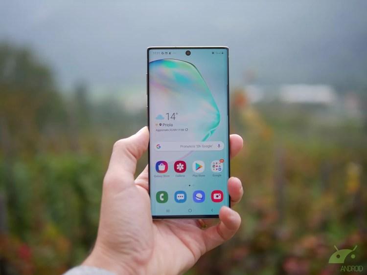 Aumentano le segnalazioni di questo bug della S Pen su Samsung Galaxy Note 10
